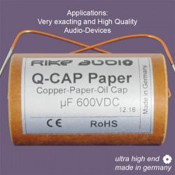 Q-Cap 2 - 0,0075 µF