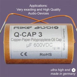Q-Cap 3 - 3,3 µF