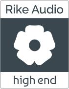 High end audio amplifiers · Rike Audio