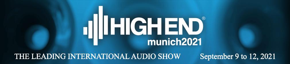 High End munich 2021