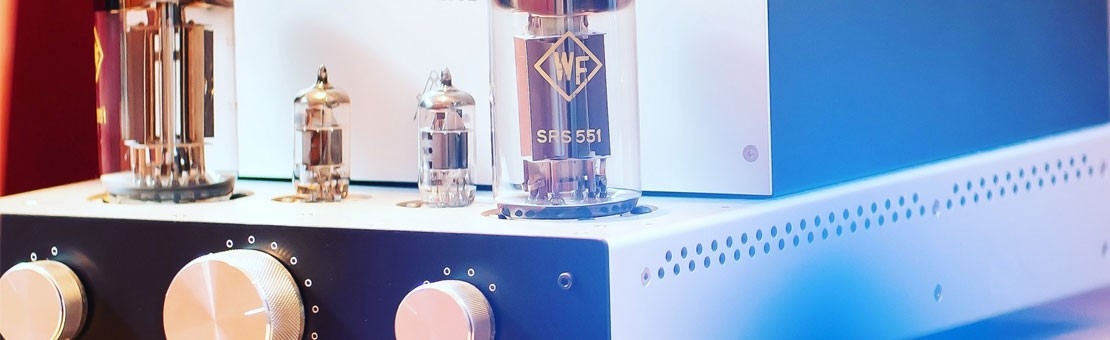 Tube Integrated Amplifier Romy 20 SE