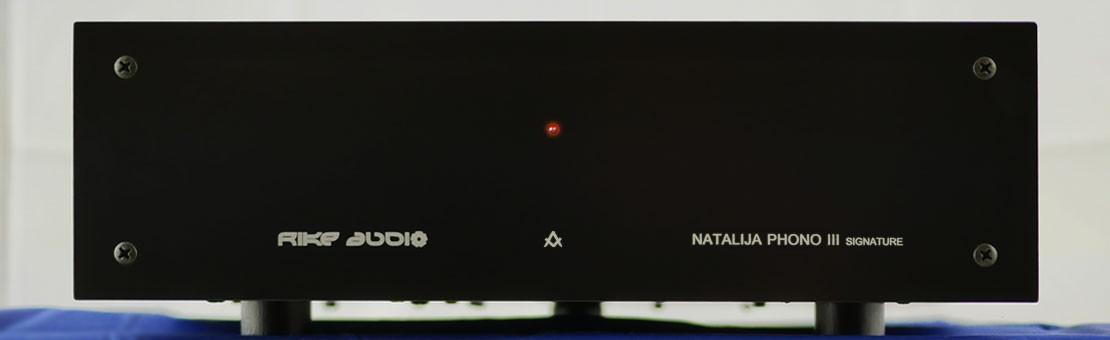 Phono-Vorverstärker Natalija Phono III